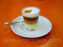 reve de cafe - interpretation des reves