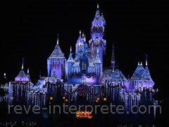 reve de disneyland - interpretation des reves