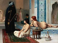 reve de harem - interpretation des reves