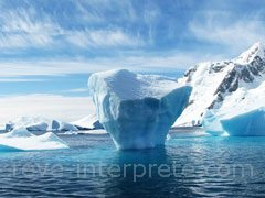 reve d'iceberg - interpretation des reves