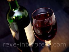 reve de vin - interpretation des reves